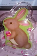 CHEF CRAFT EASTER BUNNY DECORATIVE PLASTIC PLATE NWT
