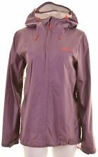 PATAGONIA Womens Rain Jacket Size 16 Large Purple Nylon  AN47