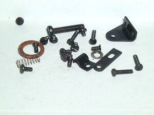 Schrauben M2x4,6 Schraube schwarz Märklin 786790 5 Stück Schleifer NEU E786790
