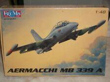 Aermacchi MB339 PAN 1:48 FM0198SC frems modellismo