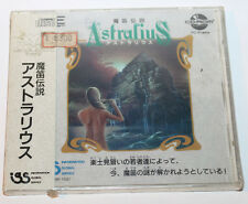 Japanese PC-Engine Astralius SEALED Video Game Japan