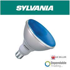 Sylvania Bleu Par38 23w ES Vis Edison PAR 38 Minilynx (SLI 0060538) Fête DJ