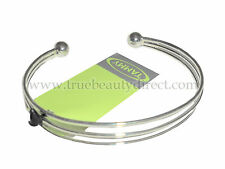 TAMMY 3 BAND SILVER METAL BANGLE BRACELET NEW MORE BARGAINS IN OUR SHOP TO SEE