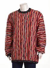 COOGI Australia Herren Wool Sweater Jumper Pullover Size 4X