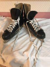 Pro Custom Men's Hockey Ice Skates Size 11 Ships N 24h