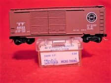 KD (Blue Label) 23020 SOUTHERN PACIFIC 40' DD Box Car  #66625 MINT N-SCALE