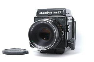[Almost MINT] Mamiya RB67 Pro S Body + Sekor C 127mm f3.8 + 120 Film back JAPAN
