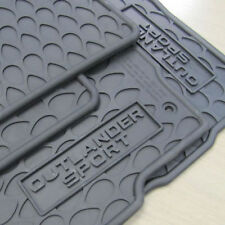Mitsubishi OEM GENUINE 11+ Outlander Sport ALL WEATHER Floor Mats MZ314487 NEW!