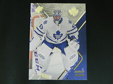 2015-16 SPx Base Card #42 Jonathan Bernier Toronto Maple Leafs