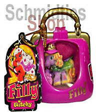 Filly Witchy - Mini Hexentasche Pink inkl.1 Filly (Schmucktasche)