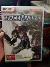 Warhammer 40000 Space Marine - PC GAME - FREE POST *