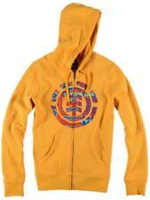 Element Mens Fresher Hoodie XL Dijon/ Orange Ex Display