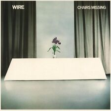 WIRE - CHAIRS MISSING (SPECIAL EDITION 3CD+BOOK)  3 CD+BUCH NEUF