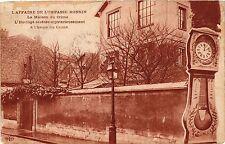 CPA Paris 3e Paris-L'Affaire de l'Impasse Ronsin, La Maison du Crime (313864)