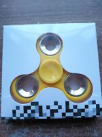 FIDGET SPINNER LED Ceramic Hand Finger Pocket Toy Focus EDC ADHD Stress Relief