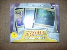 MTG - Commander Deck - Counterpunch - 2011 - English SEALED FREE SHIPPING