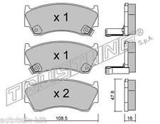 Beläge neu VA Trusting NISSAN ALMERA I Hatchback N15 1.4 1.6 2.0 SR D GX SLX