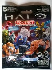 Mega Bloks Halo Micro FOXTROT Series Blind Pack Toy Figure Brand New Sealed
