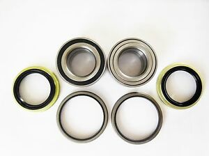 Front Wheel Bearing & Seal Set For TOYOTA TACOMA / TUNDRA / 4RUNNER / SEQUOIA