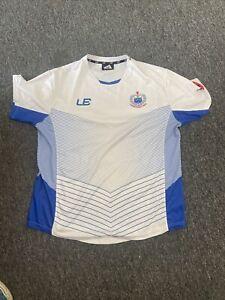 Samoa Rugby Union LE Authentic Jersey T Shiet Size XL