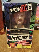 Goldberg WCW / NWO 1998 BIG BOYS Wrestling Bobblehead NEW WWE WWF