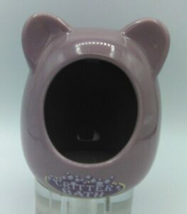 Kaytee Small Animal Ceramic Critter House Dust Bath Housing Hamster Gerbil