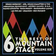 CD: The Best Of MOUNTAIN STAGE Volume 6