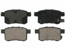 For 2008-2017 Honda Accord Brake Pad Set Rear Wagner 64666RC 2010 2013 2012 2011
