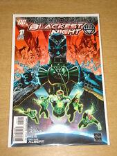 BLACKEST NIGHT #1 DC COMICS GREEN LANTERN