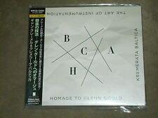 Gidon Kremer Kremerata Baltica Art of Instrumentation Homage to Glen Gould Japan