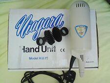 NIAGARA HU75 massaggio unità a mano, superbo COND, NHC, prezzo consigliato £ 400+, HUMAN/equissage
