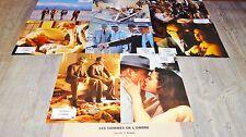 LES HOMMES DE L' OMBRE ! Jennifer Connelly jeu 8 photos cinema lobby cards