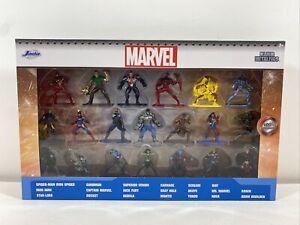 Marvel Nano Metalfigs 20 Pack Wave 2 | 1.65 Inch Die-Cast Metal Figures - new