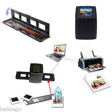 EC717 5MP 35mm Negative Film Slide Viewer Scanner USB Digital Color Photo Copier