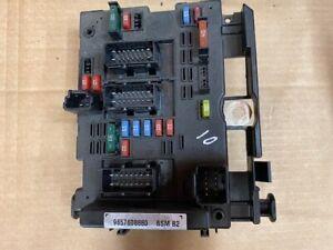 Peugeot / Citroen BSM under bonnet fuse box / 9657608880