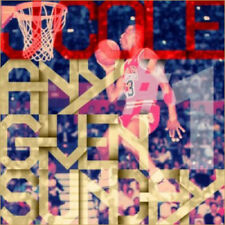 J. Cole - Any Given Sunday Mixtape CD Dreamville