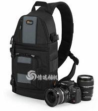 New Lowepro SlingShot 102 AW Shoulder Camera Bag With Rain Cover Backpack