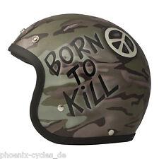 DMD vintage retro casco Helmet military talla XL examinado EC