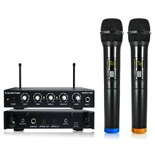 Sound Town Wireless Microphone Karaoke Mixer w/ Optical(Toslink) AUX SWM16-PRO