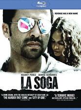 LA SOGA (Manny Perez) - BLU RAY - Region Free - Sealed