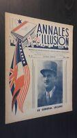 Revista Las Anales ILUSIÓN Dibujada N º 5 ABE 1945