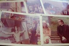 Vtg Ursula Andress Loaded Guns Photo Screen Shot Movie Card Lot Dressing Scene