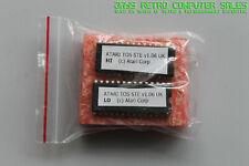 ATARI ST STE TOS OPERATING SYSTEM UPGRADE ROMS v1.06/v1.60 - 2 CHIP 28 PIN EPROM