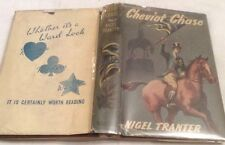 Nigel Tranter Cheviot Chase First Ed in D/J 1952