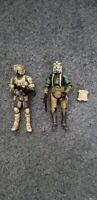 Star Wars ROTS Clone Commander Gree 41st Elite Corps Trooper Kashyyyk