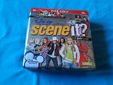 Disney Channel Scene It? The DVD Game - Deluxe Tin Edition