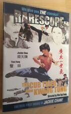 The Cub Tiger from Kwang Tung - Region 1 DVD - Martial Arts / Jackie Chan