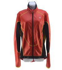Castelli Rosso Corsa Cycling Jacket Windbreaker Bike Bicycle Womens XXL 2XL