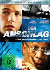DER ANSCHLAG (SPECIAL COLLECTOR'S ED.)  DVD NEU  BEN AFFLECK/MORGAN FREEMAN/+