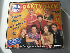 GZSZ  Party Pack Vol. 18 Hits  / Scooter, Echt Music Instructor